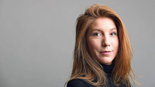 A photo of Swedish journalist Kim Wall who was aboard a submarine UC3 Nautilus before it sank. TT NEWS AGENCY/ Tom Wall Handout via REUTERS ATTENTION EDITORS - THIS IMAGE WAS PROVIDED BY A THIRD PARTY. SWEDEN OUT. NO COMMERCIAL OR EDITORIAL SALES IN SWEDEN. NO COMMERCIAL SALES. MANDATORY CREDIT